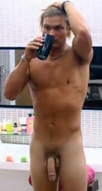 Something also Male nudity on big brother