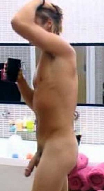 nudity on big brother australia